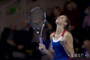 Na WTA v Miami postupujú obe Češky, úspešná aj Chorvátka