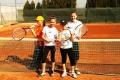 Tenisové ihrisko na Bysterci môžu deti a mládež využívať zadarmo