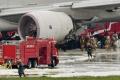 VIDEO: Lietadlo Korean Air zachvátil na letisku v Tokiu požiar