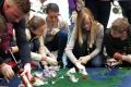 Festivalom umenia z odpadu vyvrcholil celoročný projekt pre žiakov