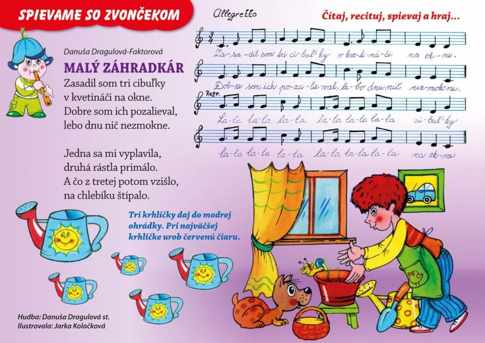 0bd4dc6430 Zvonček - Fotodenník - SkolskyServis.TERAZ.sk