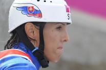 Dukátová vo finále K1 obsadila 6. miesto