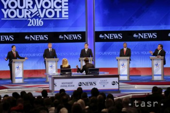 VIDEO: Republikánski kandidáti sa vyslovili za tvrdé kroky proti KĽDR