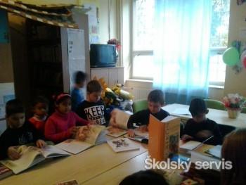 Deň školských knižníc oslávili aj v Kráľovskom Chlmci