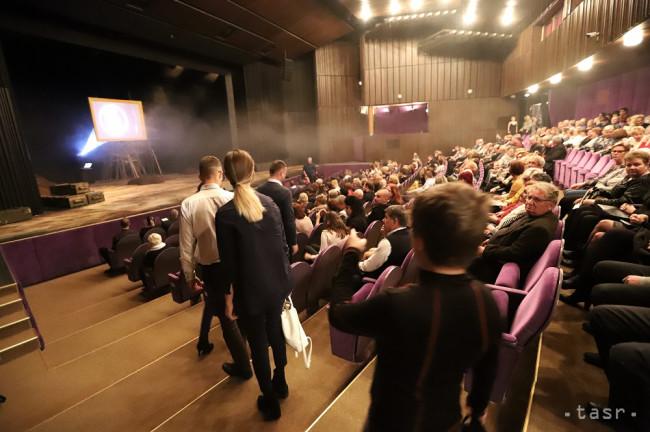 Tajovského divadelné dni v B.Bystrici potrvajú do soboty v sále SOS