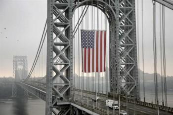 Na Sviatok práce rozprestreli v New Yorku najväčšiu vlajku USA