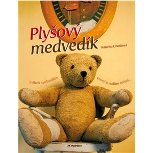 K. Lihositová napísala knihu o vyhodenom medvedíkovi