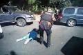 VIDEO: Polícia v Charlotte zverejnila záznam z usmrtenia Afroameričana