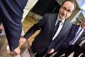 Hollande aj francúzski moslimovia podporili Macrona