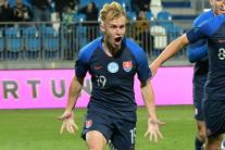 Kvalifikácia na ME 2021 do 21 rokov: Slovensko - G