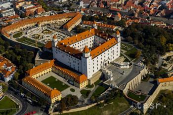 Pred 210 rokmi vypukol na Bratislavskom hrade ničivý požiar