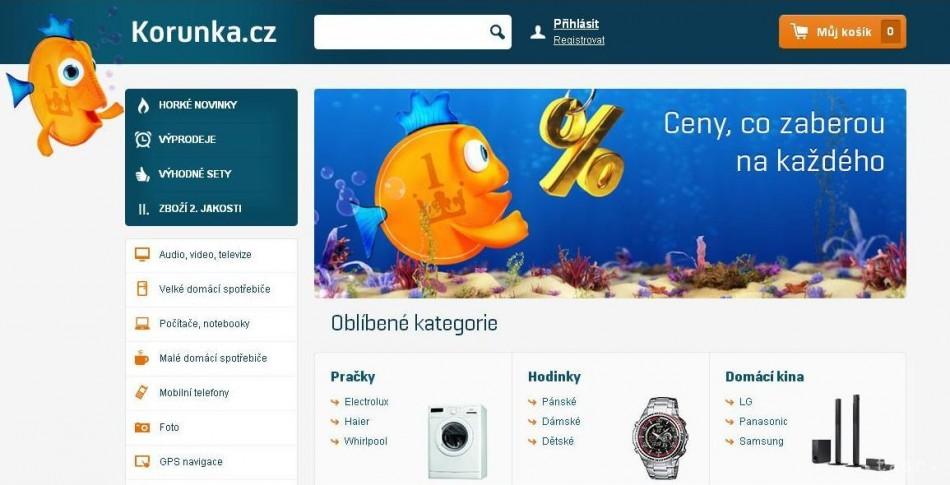 924febae3 Internetový obchod Korunka.cz končí