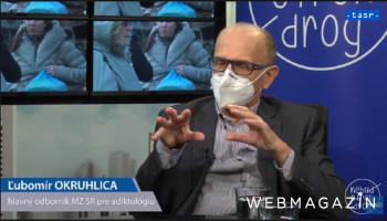 Nebuď otrok drog –rozhovor MUDr. Ľubomír Okruhlica