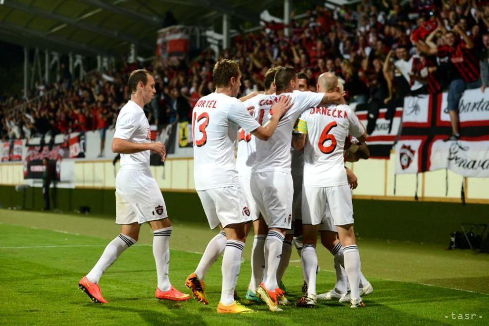Spartak Trnava prehral s  FC Zürich 1:3