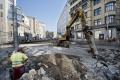 Rekonštrukcia električkových tratí uzavrie v Košiciach križovatku VSS
