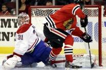 Momentky zo zápasov NHL