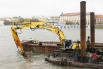 Koryto rieky Dunaj