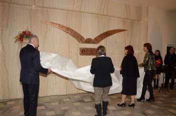 V Košiciach odhalili pamätnú tabuľu na počesť darcov tiel