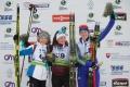V pretekoch v Osrblí zvíťazila kadetka Jeanmonnotová-Laurentová