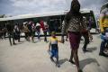USA začali deportovať stovky Haiťanov