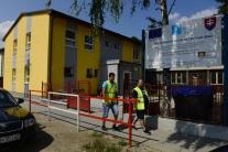 Otvorenie komunitného centra v Sabinove