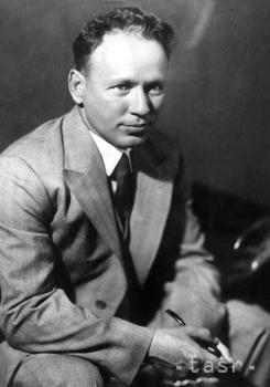 Sovietsky spisovateľ M. A. Šolochov je laureátom Nobelovej ceny