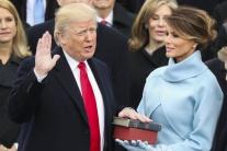 Donald Trump sa stal 45. prezidentom USA, v prejave ďakoval ľudu