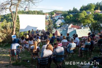 V Banskej Štiavnici sa začína Letný filmový festival 4 živly