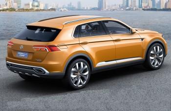 Volkswagen ukázal v Šanghaji vlastné SUV kupé
