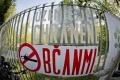 Vrakunčania idú pre chemickú skládku protestovať pred Úrad vlády SR