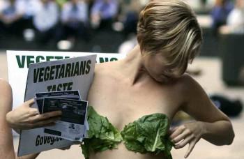 PETA odkazuje: Veganstvom k lepšiemu sexuálnemu zdraviu mužov!