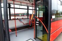 Nový autobus v bratislavskej MHD