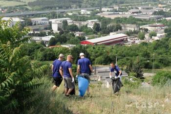 V júli pokračuje upratovanie siedmich nitrianskych pahorkov