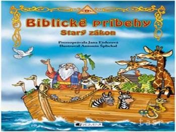 Vyšli Najznámejšie biblické príbehy