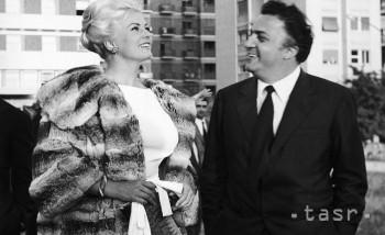 Básnik filmového plátna Federico Fellini bol nenapodobiteľný