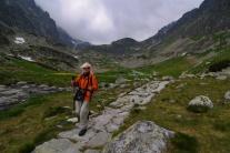 Češku našli v horách mesiac po partnerovej smrti, žila v chate