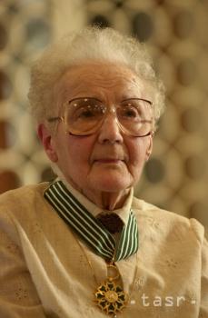 Ester Martinčeková-Šimerová sa narodila pred 105 rokmi
