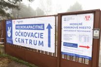 Trnavské očkovacie centrum