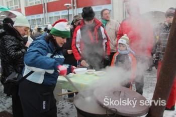 Silvester v meste prinesie tradičnú zabíjačku či korčuľovanie