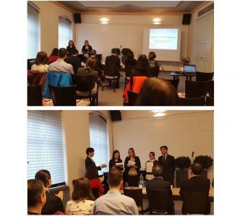 Študenti súťažili v japonskom prednese