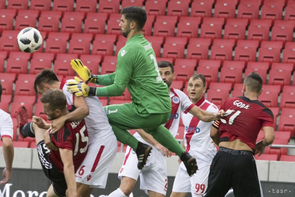 e15f8325bb VIDEO  LIGA MAJSTROV  Spartak Trnava zvíťazil nad Zrinjski Mostar