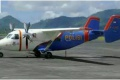 Indonézske policajné lietadlo s 13 ľuďmi na palube sa zrútilo do mora