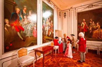 Zámok Schloss Hof je na školské výlety priam stvorený