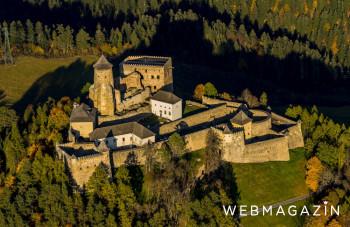 Na Ľubovnianskom hrade slávnostne skolaudovali Palác Lubomírských