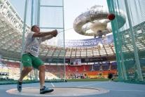 Atletické majstrovstvá sveta v Moskve
