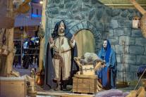 Živý Betlehem v Banskej Bystrici