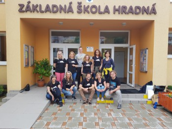 Posledné nadnárodné stretnutie projektu Erasmus+