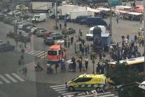 Muž pobodal ľudí vo Fínsku: Najmenej dvaja ľudia sú mŕtvi