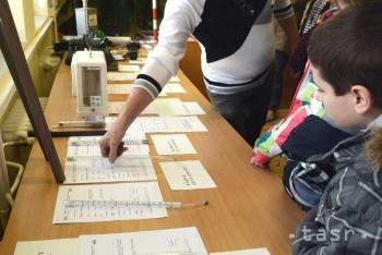 Deti i dospelí láka dnes pracovisko SHMÚ ukážkami pozorovaní a meraní