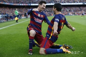 Messi sa stal po prvý raz v kariére Hráčom mesiaca v Primera Division